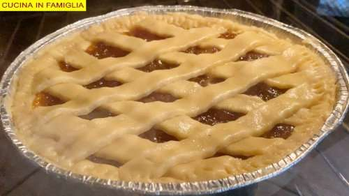 crostata in forno